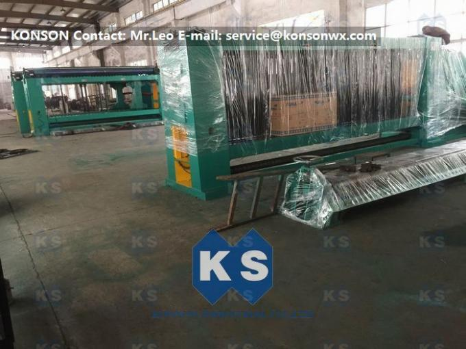 Hexagonal Double Twist / Five Twist Wire Mesh Gabion  Machine , High Efficiency