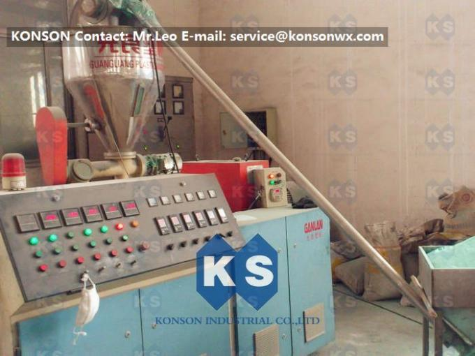PVC Wire Coating Machine 120mm x 150mm for PVC Coated Hexagonal Wire Mesh
