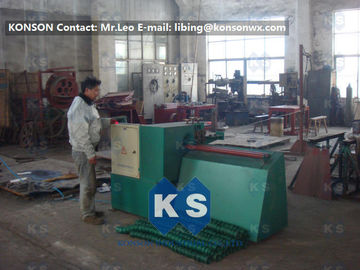चीन Automatic Cutting Automatic Spiral Wire Coiling Machine Spring Wire Machinery Gabions Line आपूर्तिकर्ता