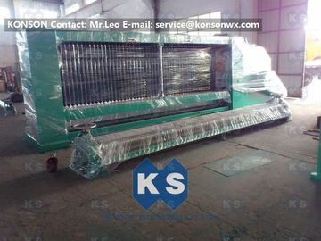 चीन 4300mm Max Width Gabion Machine Automatic Hexagonal Wire Mesh Line आपूर्तिकर्ता