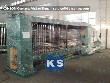 चीन Heavy Duty Hexagonal Wire Netting Machine For Steel Rod With Automatic Stop System आपूर्तिकर्ता