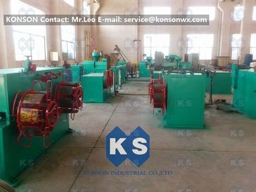 चीन Powder PVC Coating Machine for Making PVC Coated Wire Gabion Baskets / Boxes आपूर्तिकर्ता