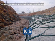 Galvanized Gabion Basket Woven Hexagonal Wire Mesh PVC Coated Welded Gabions